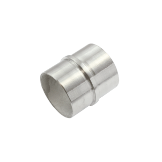 P5070-16SF - ProRail 50.8 x 1.6mm In Line Flush Joiner Satin Finish 316 Grade Stainless Steel