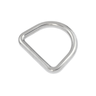 ZS325-08045 - 8 x 45mm ProRig Dee Ring 316 Grade Stainless Steel