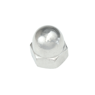 SDN-08 - M8 Dome Nut 316 Grade Stainless Steel