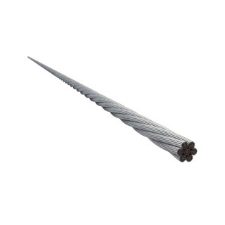 W03.2719-304 3.2mm 7x19 ProRig Wire Rope 304 Grade Stainless Steel 305 Metre Roll
